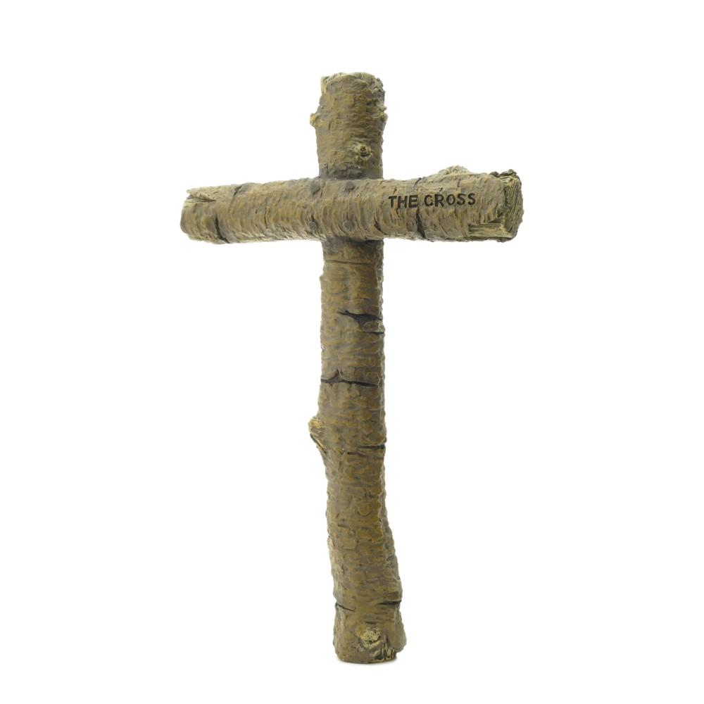 木頭-十字架掛飾