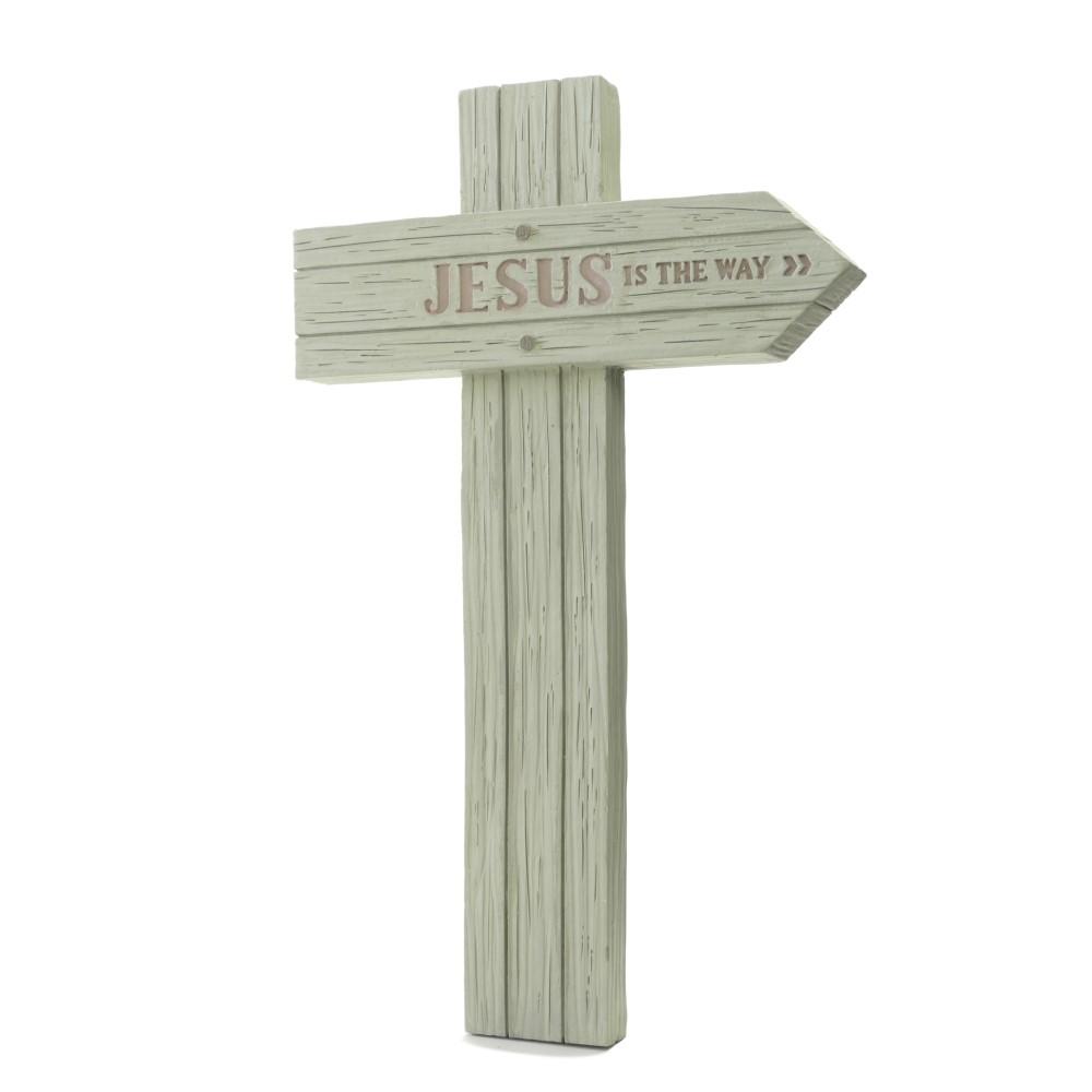 路標-十字架掛飾