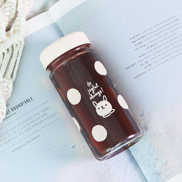 哈囉珍系列 迷你ECO環保隨身瓶  (07.奇奇)