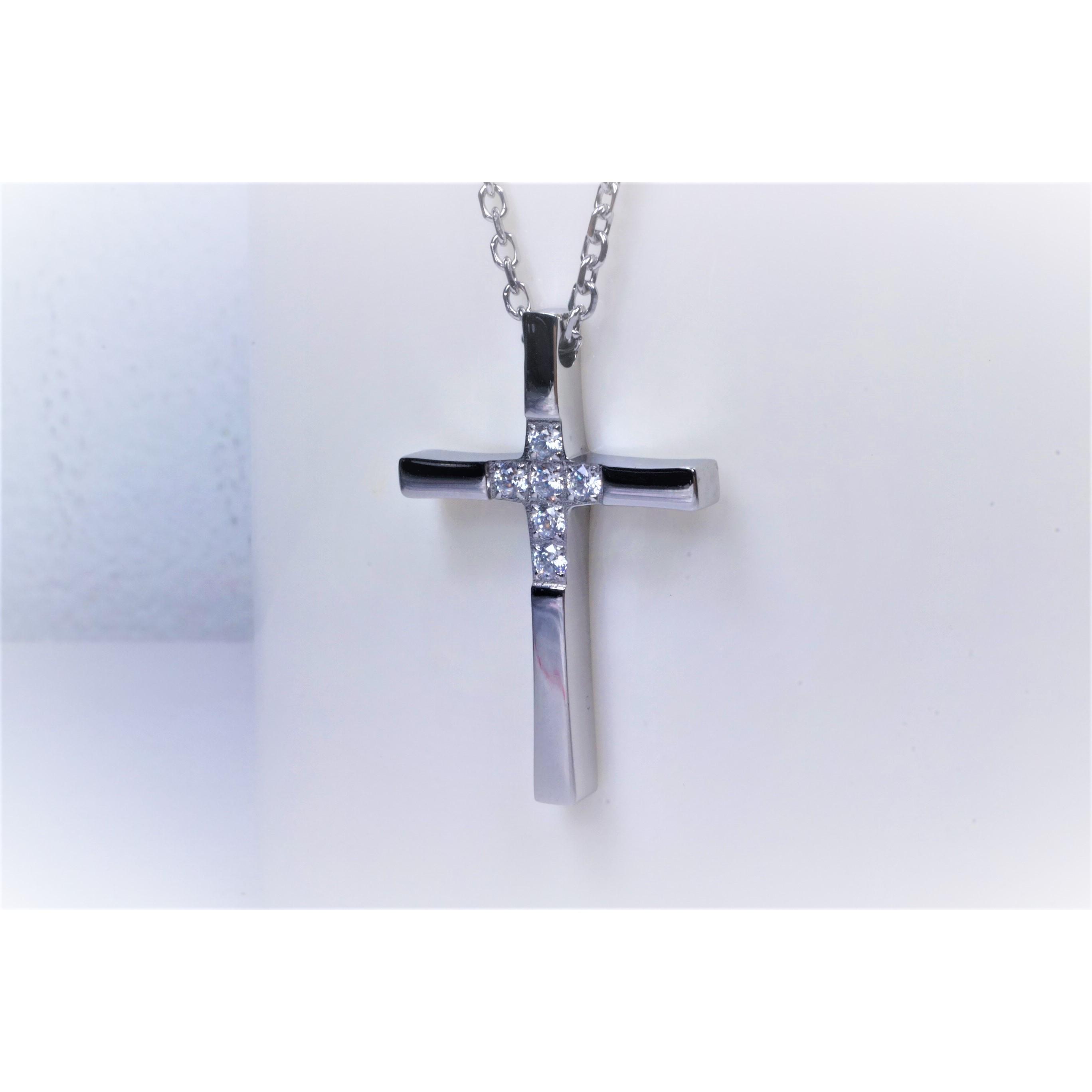 項鍊-十字架(中)