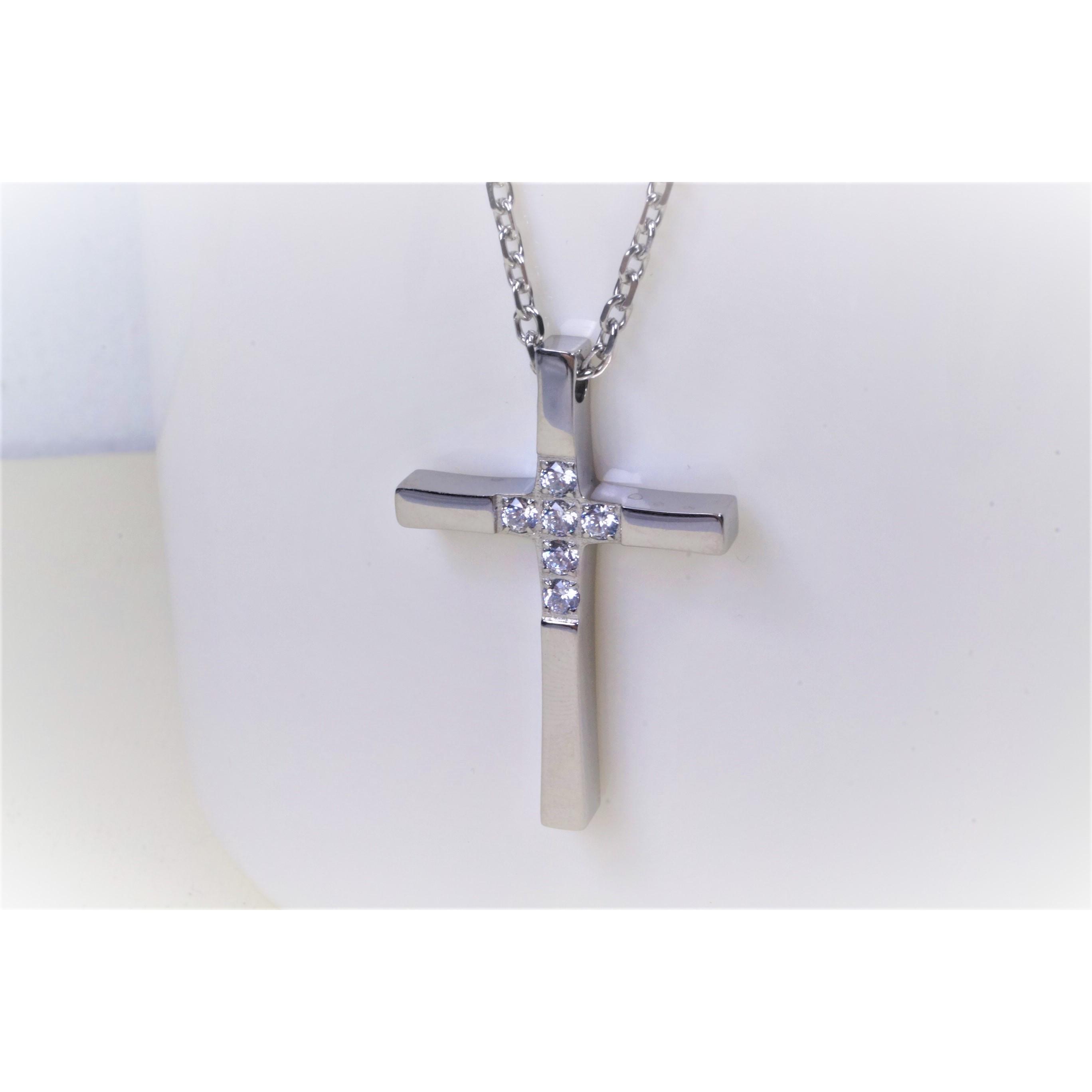 項鍊-十字架(大)