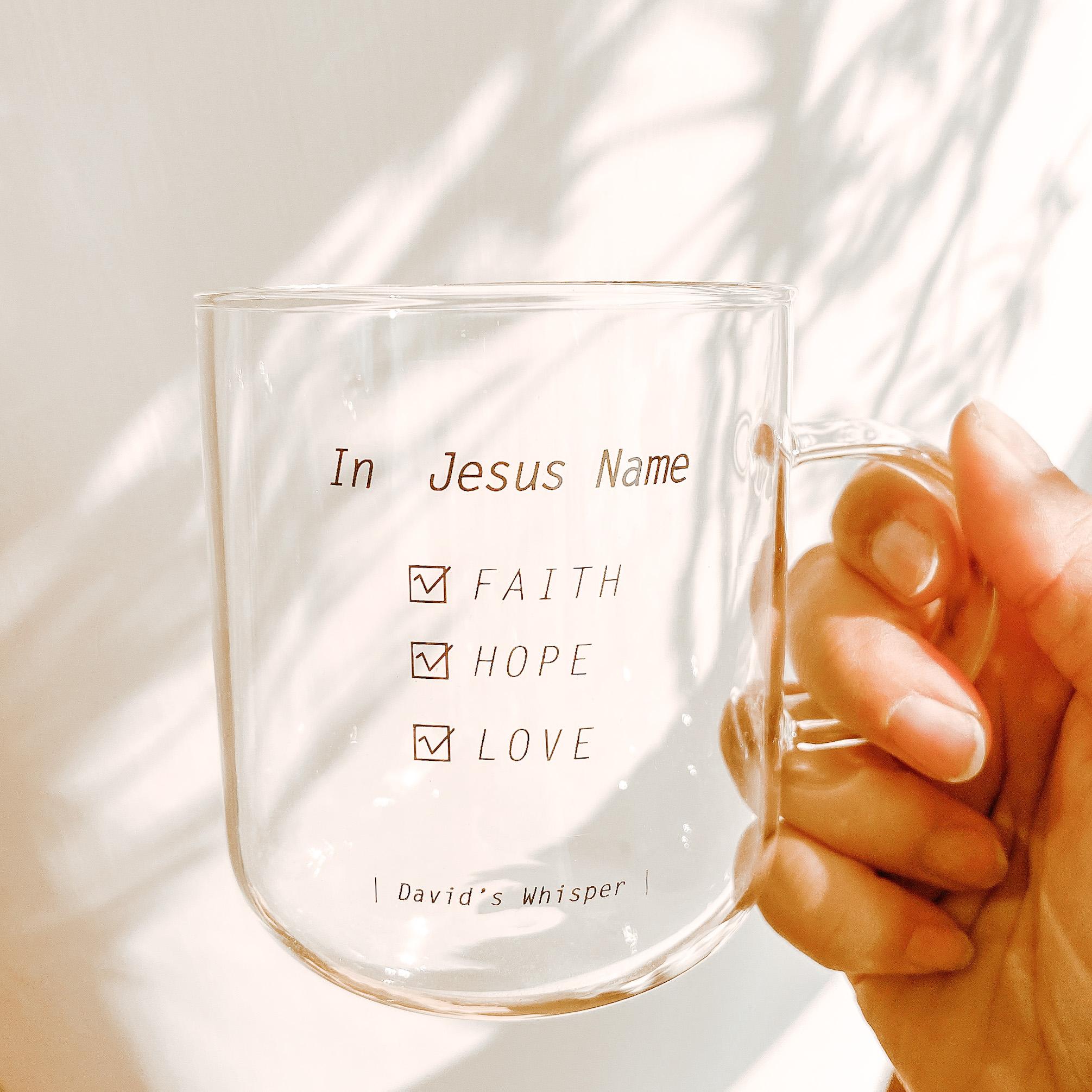清單玻璃杯