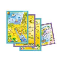聖經地形圖