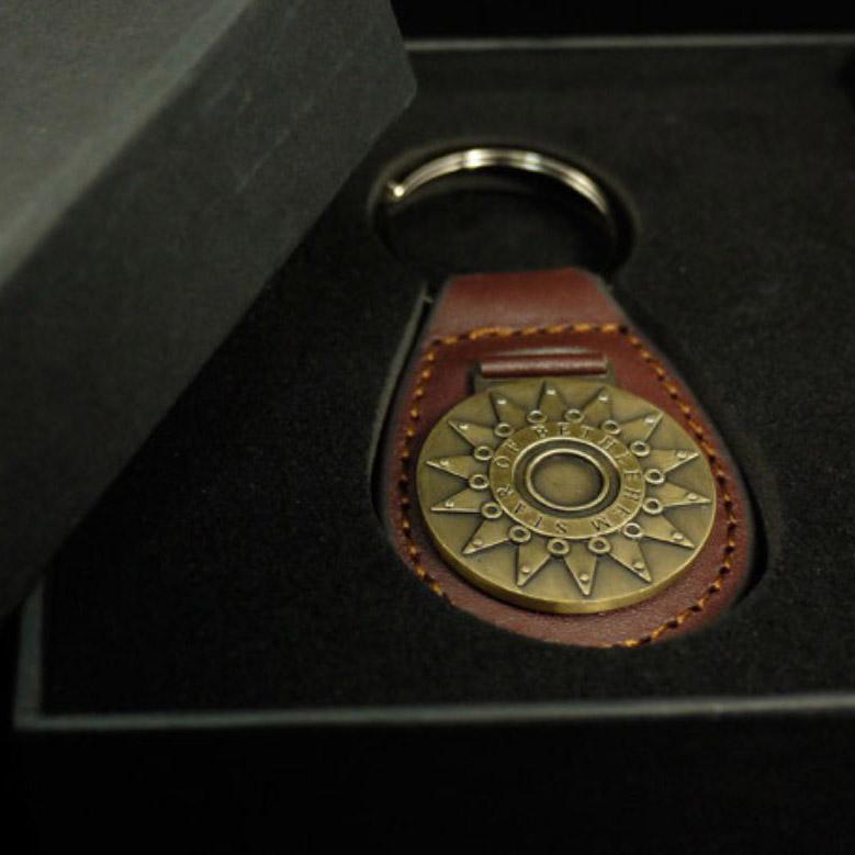 伯利恒之星鑰匙扣