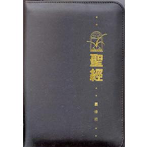 聖經.靈修版(皮黑拉鍊/繁體)