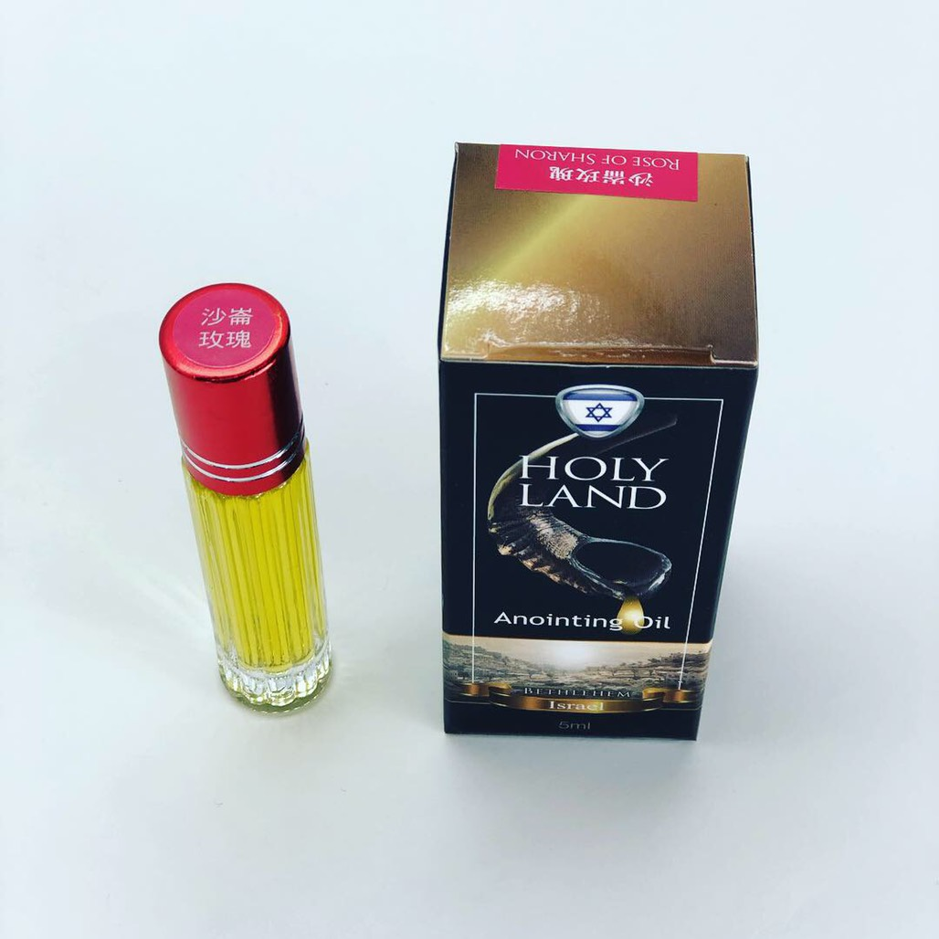 沙崙玫瑰/聖地膏油