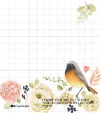 花香鳥語/便條紙磚