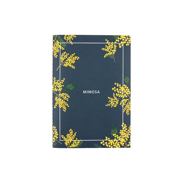 Flower 花漾系列 祕密花園筆記本(M05.含羞草)