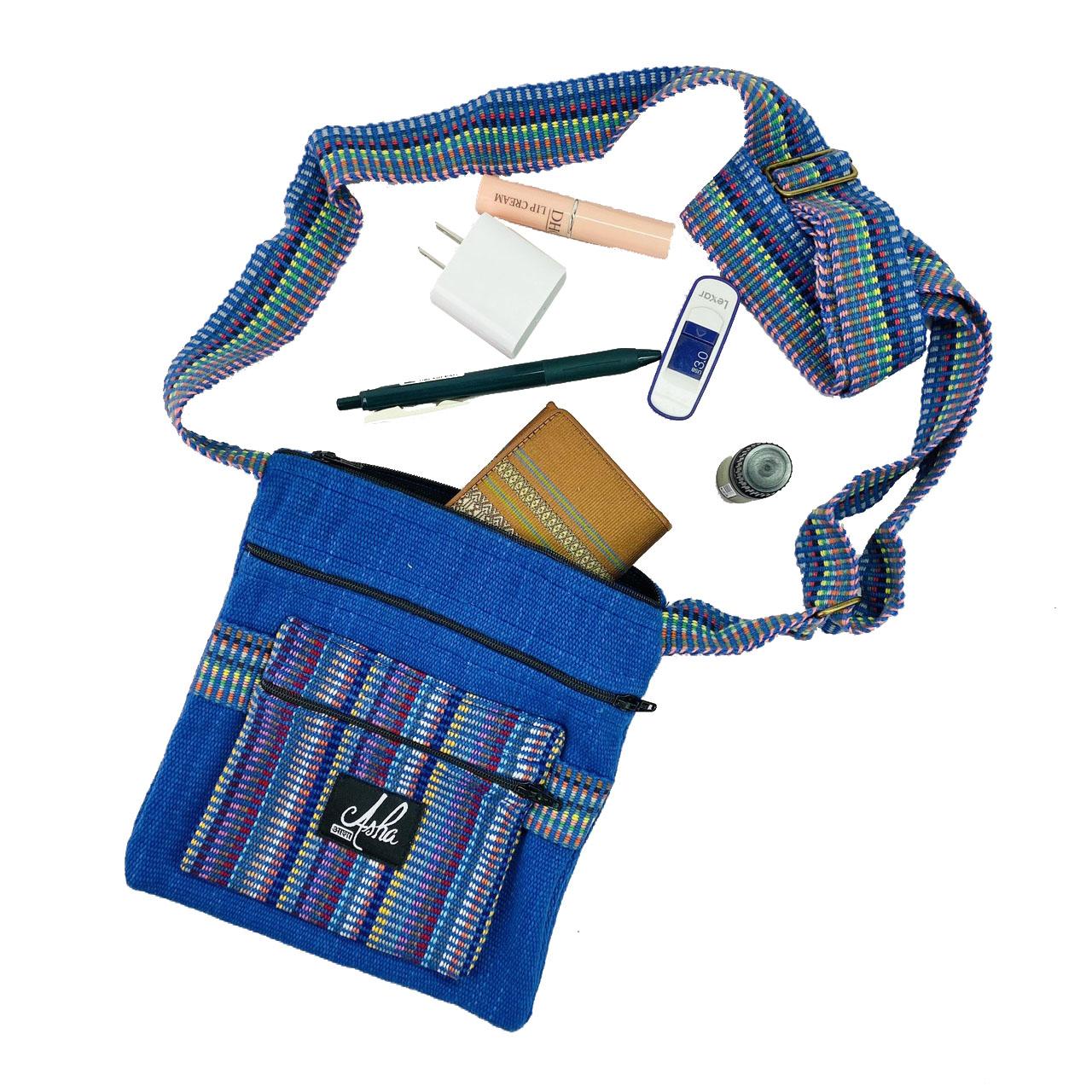 多層側背包(小)-ASHA