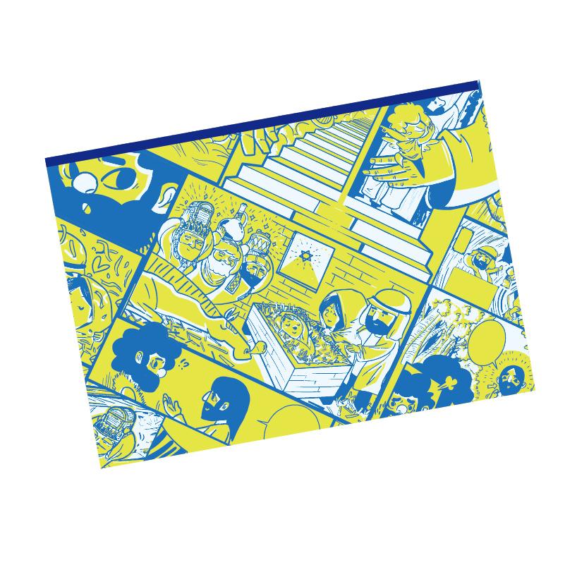 夾鏈袋-小漫畫款